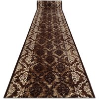 Runner anti-slip ROMANCE 80 cm brown Shades of brown 80x690 cm
