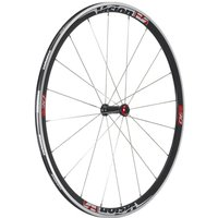 FSA Vision T30 Front Road Wheel - 700c Black/Red | Front Wheels